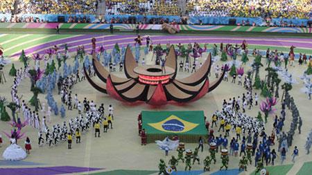 Lịch diễn ra World cup 2014