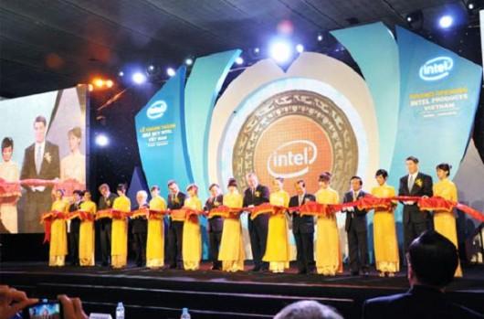 Intel chuyển nhà máy ở Costa Rica về Việt Nam