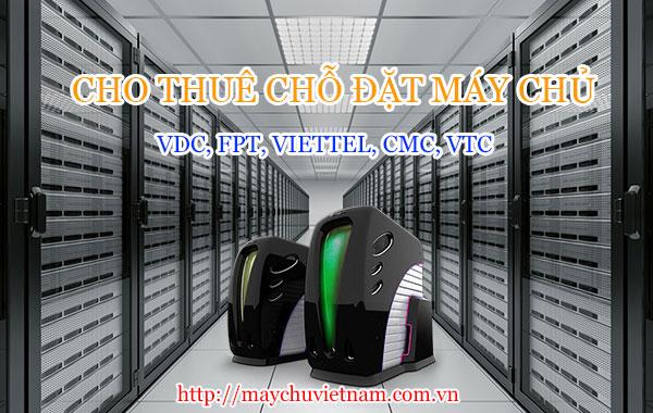 Bảng giá dịch vụ cho thuê chỗ đặt máy chủ server Co của VDO ?