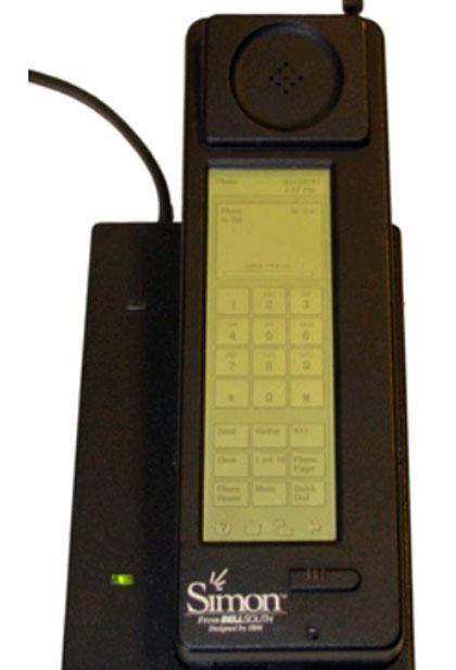 Chiếc Smartphone đầu tiên trên thị trường năm 1992