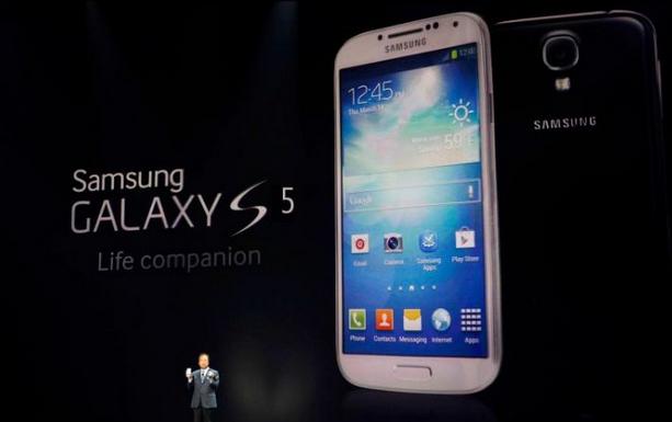 Siêu giảm giá khi mua Galaxy S5 ngay hôm nay