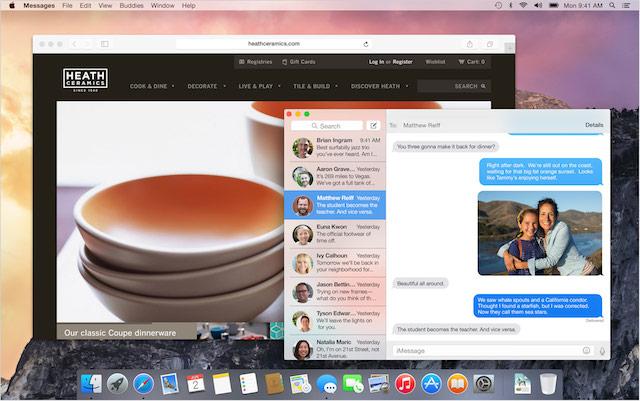Hệ điều hành OS X Yosemite bắt đầu cho tải về miễn phí