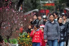 Dự báo thời tiết dịp Tết Nguyên đán Ất Mùi 2015 trên Toàn Quốc