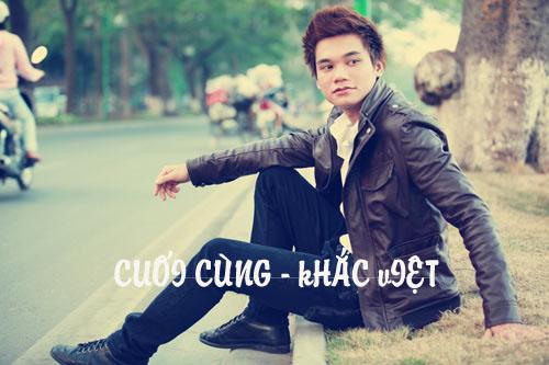 Lời bài hát, MV Cuối Cùng - Khắc Việt
