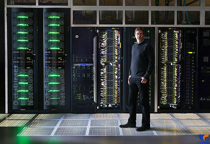 Cho thuê không gian chỗ đặt máy chủ trong trung tâm dữ liệu