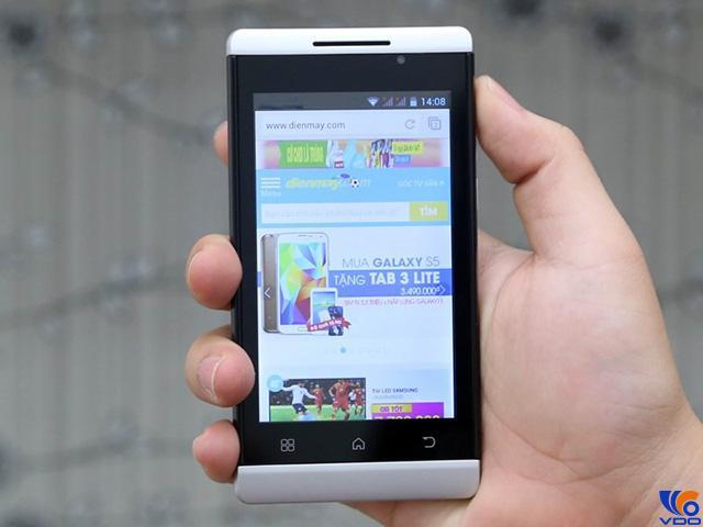 Điện thoại giá rẻ dưới 2 triệu - Q-Smart QS14