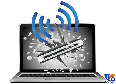 Laptop bắt wifi chập chờn, mất kết nối liên tục