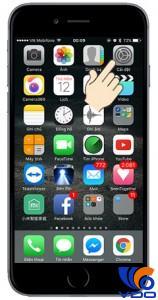 Cách sử dụng 3D touch trên iPhone 6s và iPhone 6s Plus