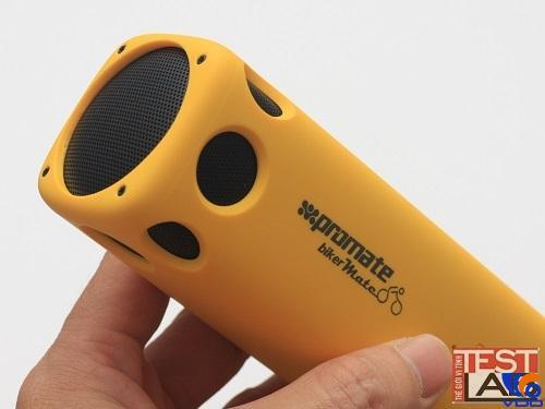 Đánh giá chi tiết loa Bluetooth di động Promate BikerMate