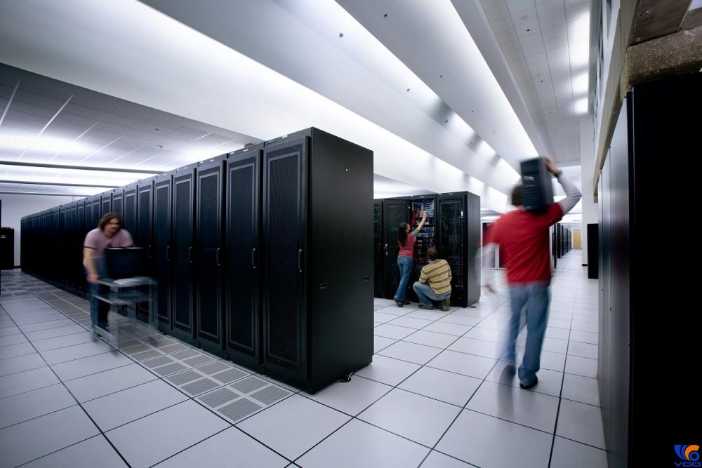 Hệ thống máy chủ Master cung cấp dịch vụ VPS Server của ITC Global