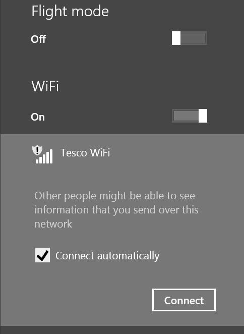 Quên không bật nút kết nối wifi trên bàn phím