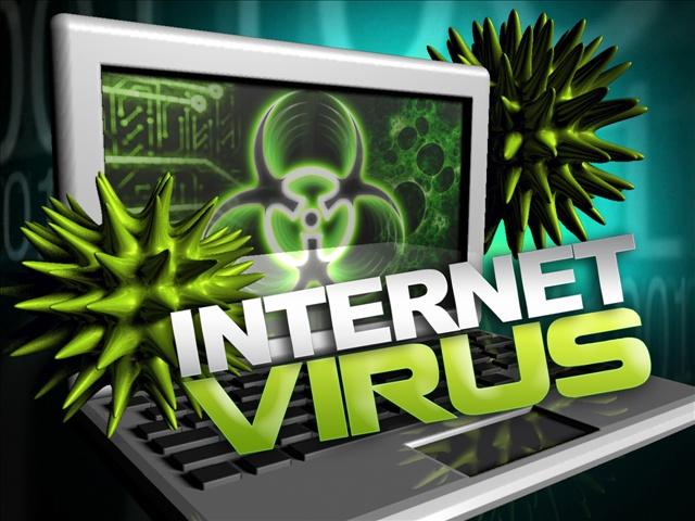 Laptop bị nhiễm virut không bắt được wifi