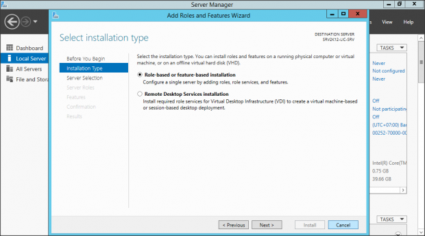 Cách cài đặt máy chủ Remote Desktop Licensing