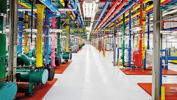 Hệ thống máy chủ lớn nhất thế giới - Google