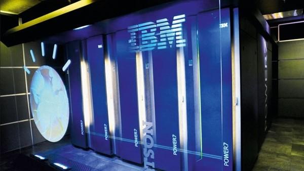 IBM là một trong những hệ thống máy chủ lớn nhất thế giới