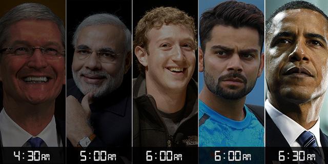 Những người đàn ông thành công thường làm gì vào sáng thứ 2