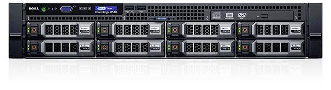 Nhưng tính năng hữu ích của máy chủ Dell PowerEdge R530