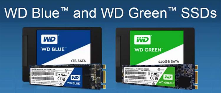 WD lần đầu tiên ra mắt ổ cứng SSD tại Việt Nam