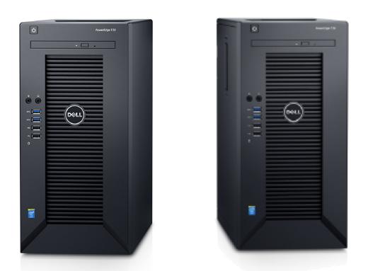 Dell EMC PowerEdge T30 - Máy chủ lý tưởng dành cho các văn phòng nhỏ