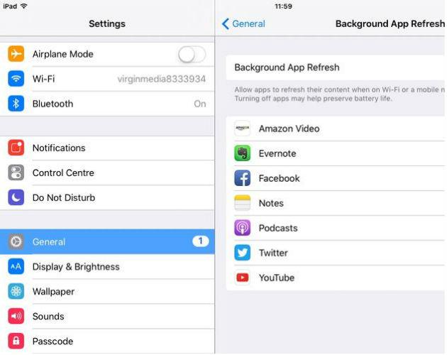 4 thủ thuật giúp tăng tốc iPad cũ
