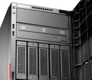 LENOVO ThinkServer TD350 Tower Server