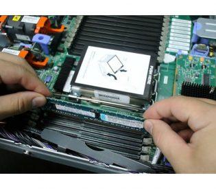 LENOVO System x3550 M4 Rack Server