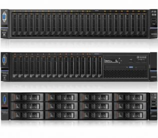 LENOVO System x3650 M5 Rack Server