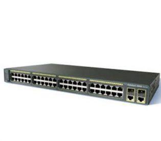 Cisco Catalyst 2960-Plus 48TC-L