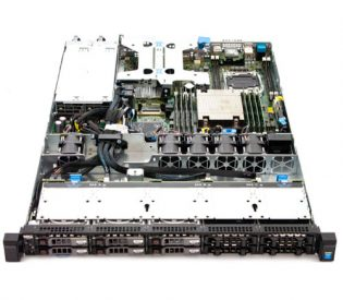 Máy Chủ DELL POWEREDGE R430-8×2.5 / E5-2620 v4/ 16GB