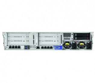 Máy Chủ HP ProLiant DL380 Gen9 E5-2630v4 2.2GHz 1P 8C 16GB 8SFF