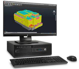 Máy Trạm HP WORKSTATION HP Z240 E3-1225V5, NVIDIA QUADRO K620 2GB