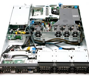 Máy Chủ DELL POWEREDGE R330 E3-1230v5/ 8GB