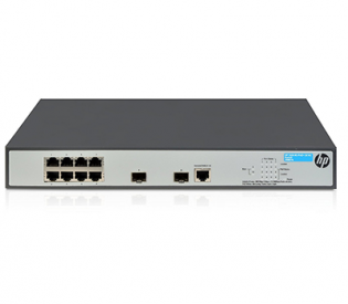 HP 1920-8G-PoE+ (65W) Switch JG921A