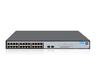 HP 1420-24G-PoE+ (124W) Switch