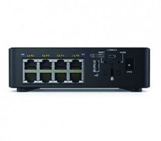 Dell Networking X1008P Smart Web Managed Switch 8x 1GbE PoE ports