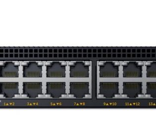 Dell Networking X1018P Smart Web Managed Switch 16x 1GbE PoE and 2x 1GbE SFP ports