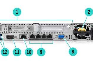 Máy Chủ HP DL360 Gen9 E5-2620v4 755258-B21