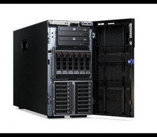 IBM System x3500 M5- 5464-D2A