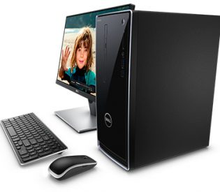 Inspiron 3650 Desktop Free McAfee eCard 15 Month Subscription