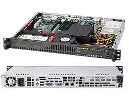 Server Supermicro 3,5″SC512-260B