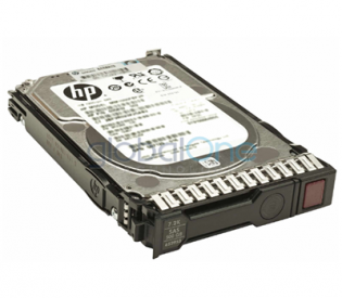 HP 500GB 6G SAS 7.2K 2.5in SC MDL HDD