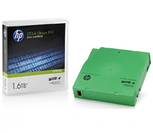 HP LTO4 Ultrium 1.6TB RW Data Tape