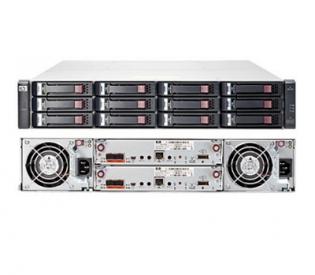 HP MSA 1040 2Prt FC DC LFF Strg