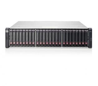 HP MSA 1040 2Prt FC DC SFF Strg