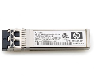 HP MSA 2040 8Gb SW FC SFP 4 Pk