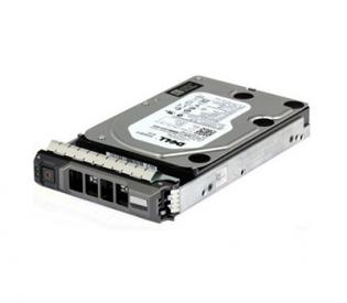 DELL 8TB 7.2K RPM SATA 6Gbps 512e 3.5in Hot-plug Hard Drive, CusKit