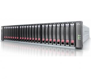 HP MSA 2040 ES SAN DC SFF Storage