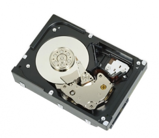 DELL 600GB 15K RPM SAS 12Gbps 2.5in Hot-plug Hard Drive,3.5in HYB CARR,CusKit