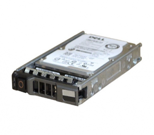 DELL 1.8TB 10K RPM SAS 12Gbps 512e 2.5in Hot-plug Hard Drive,CusKit