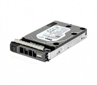 DELL 4TB 7.2K RPM NLSAS 12Gbps 512n 3.5in Hot-plug Hard Drive,CusKit